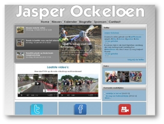 Website Jasper Ockeloen